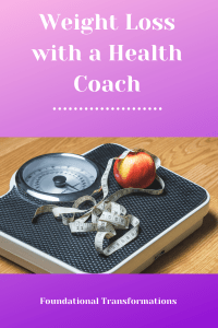 Weight Loss with a Health Coach